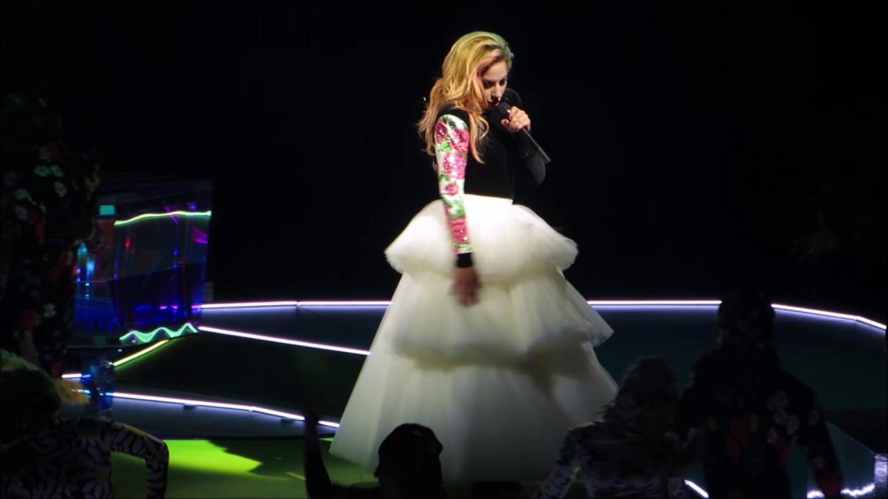 Lady Gaga Born This Way Tour Setlist