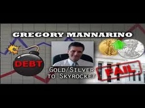 Gregory Mannarino World Debt Bubble, Gold & Silver to Skyrocket, Stock Market