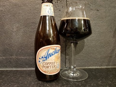 Anchor Coffee Porter By Anchor Brewing Company | American Craft Beer Review