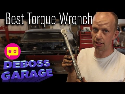 Review: Snap-On Torque Wrench, Mac Tools Torque Angle Meter