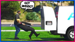 I KIDNAPPED THE PRESIDENT!! (GTA 5 Mods - Evade Gameplay)