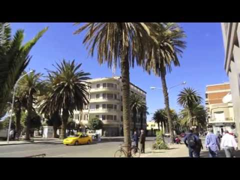 ERITREA: (Little Rome, Italy) Most Beautiful City in Africa~