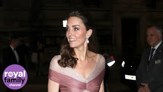 Duchess of Cambridge attends gala to support 'Mentally Healthy Schools'