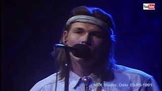 a-ha live - East of the Sun, West of the Moon (HD) NRK Studios, Oslo -  03-05-1991