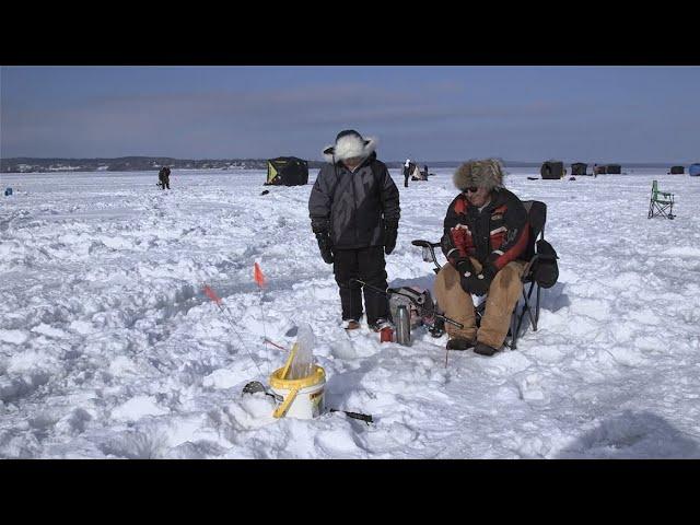 Ontario's Ice-Fishing Extremes - Great Lakes Now - 1012 - Segment 1