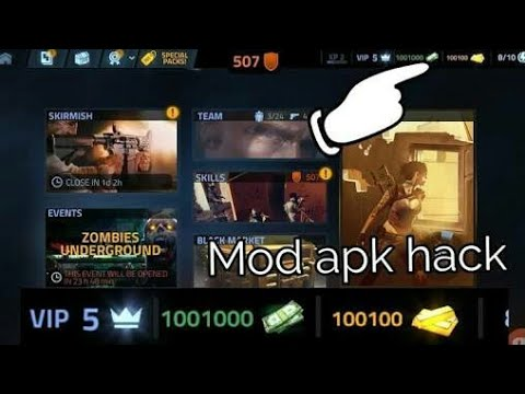 cover fire apk download mod