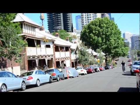 Who is Millers Point?