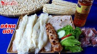 Hướng Dẫn Làm Món Bánh Ướt Từ Trái Bắp Tươi Tại Nhà Đơn Giản   NKGĐ