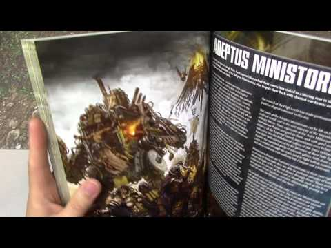 Read-Along: Warhammer 40k 8th Edition - Index Imperium Part 2