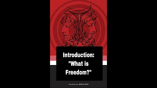 """Introduction to """"What is Freedom?"""" from Between Past and Future by Hannah Arendt #5"""