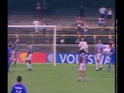 Fluminense 0 x 1 São Caetano - Campeonato Brasileiro 2000