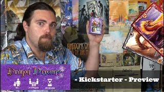Dragon Dreams - Luminous Ages - Kickstarter Preview