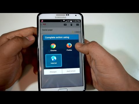 How To Clear Default Apps On Samsung Galaxy Note