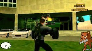 GTA SA - C Hud 6 [Download] ((By SyXcho)) [HD|1080p]