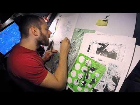 Felix Comic Art Presents: JAMES HARREN