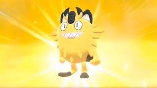 CAZA de SHINY! EL MEOWTH GALAR DE ORO! Pokémon ESPADA y ESCUDO