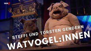 Die Schweine über Diskriminierung