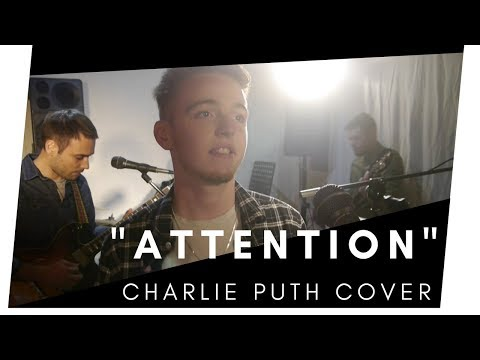CHARLIE PUTH | Attention |  COVER (BAND PROMO)