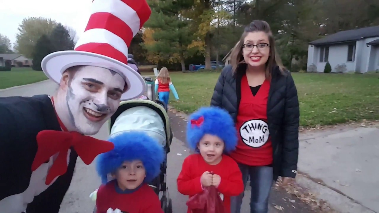 Diy Thing 1 And Thing 2 Wigs For Kids Youtube