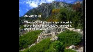Scriptures of Encouragement