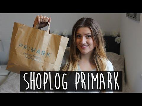 SHOPLOG: PRIMARK + H&M (TRY ON)  | DENISE