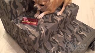 Лесенка для собак «CAMO». Лесенки для собак купить в интернет магазине одежды для собак VIP-DOG.COM