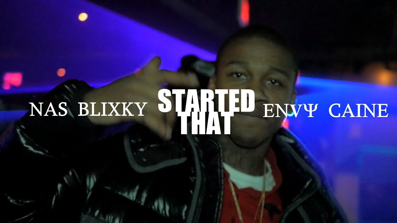 Nas Blixky Welcome 2 Team Moët W2tm