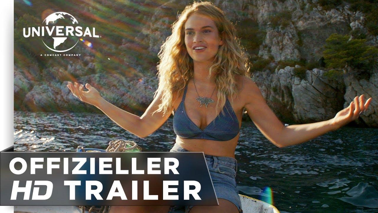 Mamma Mia! Here We Go Again - Trailer deutsch/german HD