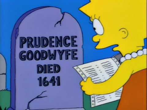 Los muertos votan ! - Los Simpsons lo avisaban.