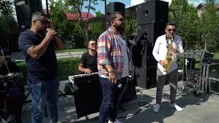 Cristi Mega - Nu stau cu fraieri la masa Live 2018 Nunta Leonard &amp Bianca