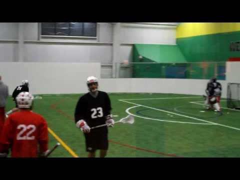 Boston Blazers Practice