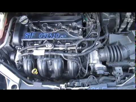 Неисправность лямбда зонда Ford Focus 2 Duratec HE 2.0 - YouTube