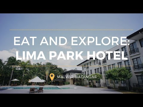 Batangas Eats Plum Restaurant At Lima Park Hotel