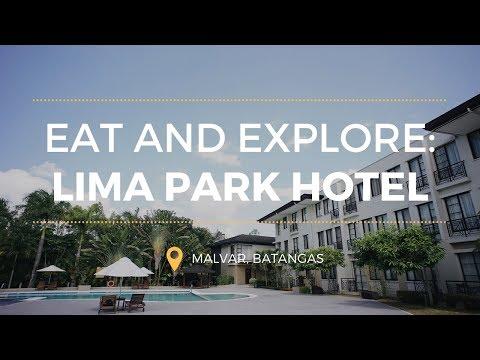 EAT And EXPLORE: Lima Park Hotel, Batangas!
