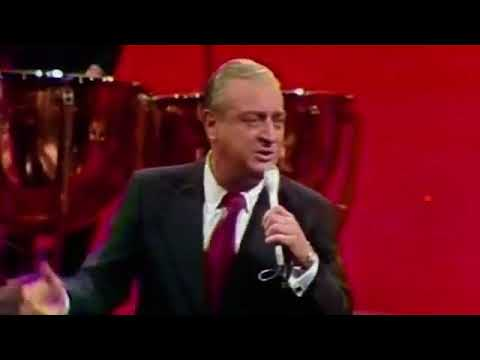 Rodney Dangerfield  cracks up the Orchestra