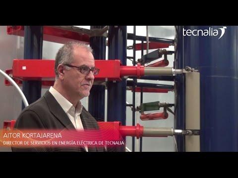 <p>Interview with Aitor Kortajarena, Director of TECNALIA's Electrical Labs (Spanish)</p>