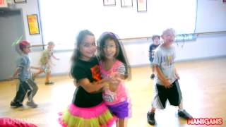 Play it Again - Becky G - FUNKMODE Youth Hip Hop Dance Class - August 2013