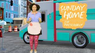 Sunday at Home for Preschoolers | January 10, 2021