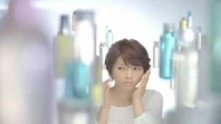 Shaku Yumiko in 2008 DeI'm 「デ・アイム」「出会う」編 CM 15 seconds...
