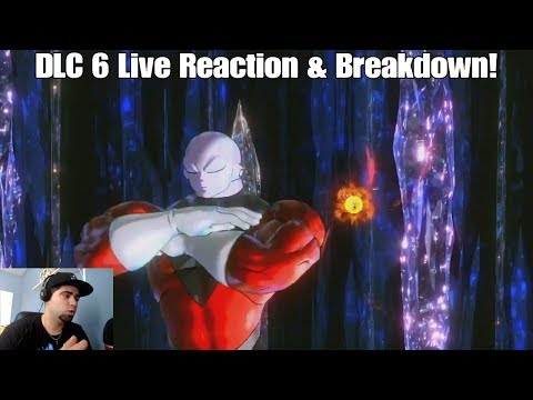 Xenoverse 2 DLC 6 Trailer Live Reaction An Breakdown! Ultra Instinct Goku And Fu Look Insane