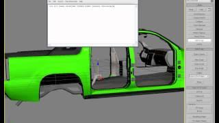 Стріт Легал Рейсінг редлайн автомобіля перетворити ручної 1-1