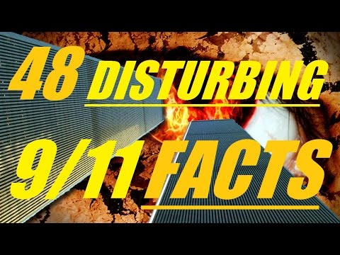 48 Disturbing 9/11 Facts (MUST SEE SERIES) | 911 WAS AN INSI