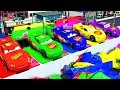 Learning Color Special Lightning McQueen and magic water box play for kids car toys