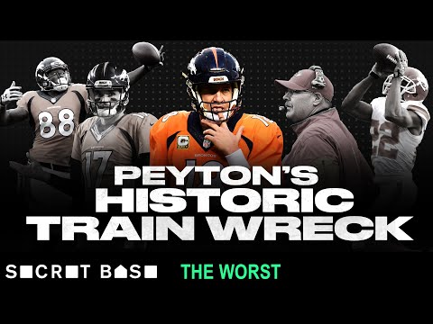 Peyton Manning's Worst Game Was A Record-breaking Nightmare That Cost The Texans Millions