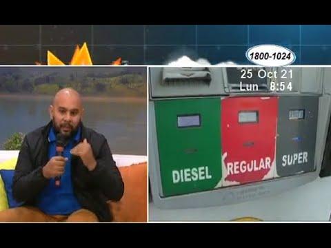Download Congelamiento del precio de los combustibles y el gas butano