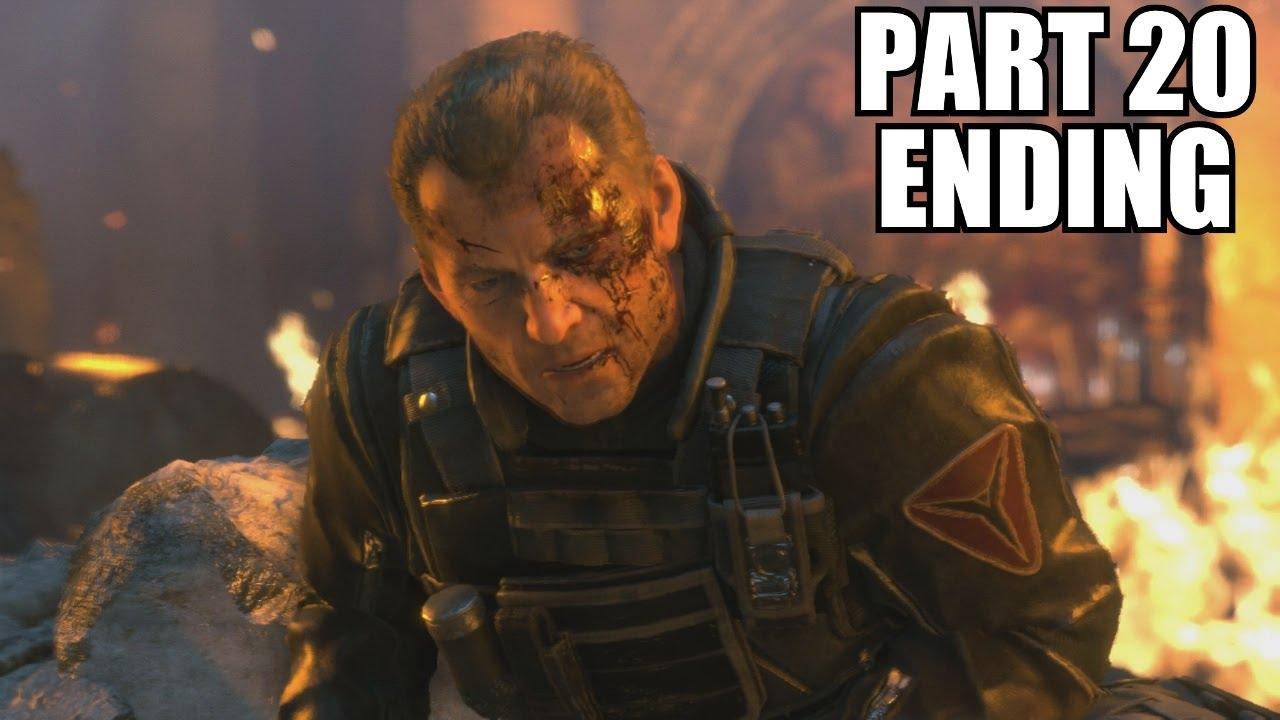 Rise Of The Tomb Raider Ending Final Boss Fight Walkthrough