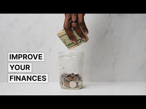8 Practical Ways To Improve Your Finances