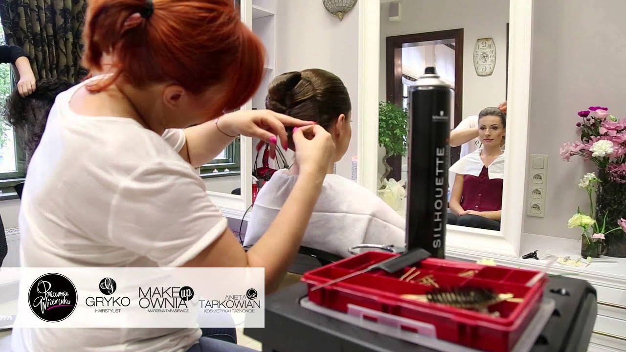 Pracownia Wizerunku Makeupownia Gryko Hairstylist Tarkowian
