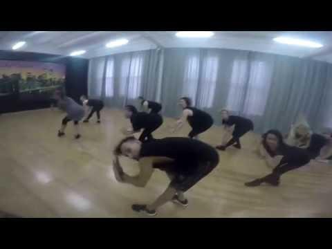 Jennifer Lopez - Ain't Your Mama DANCE CHOREOGRAPHY! Albertas Lagunovičius | commercial jazz