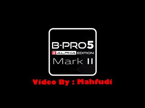 [START] REAL VIDEO B-Pro 5 AE Mark II 4K [Resolusi Video 720p/30fps]